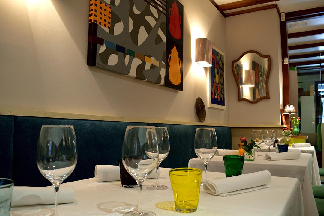 Restaurante de comida mediterránea en Coruña