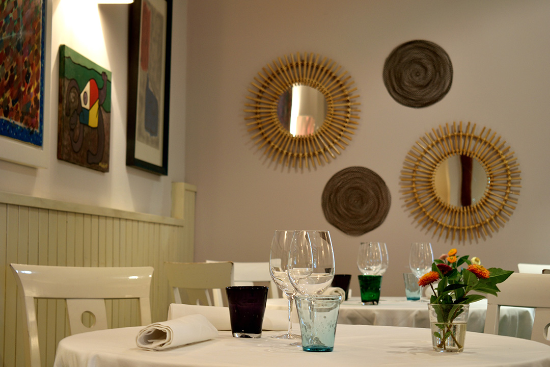 Basílico restaurante Coruña