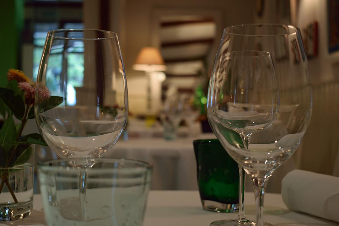 Comedor Restaurante Basílico